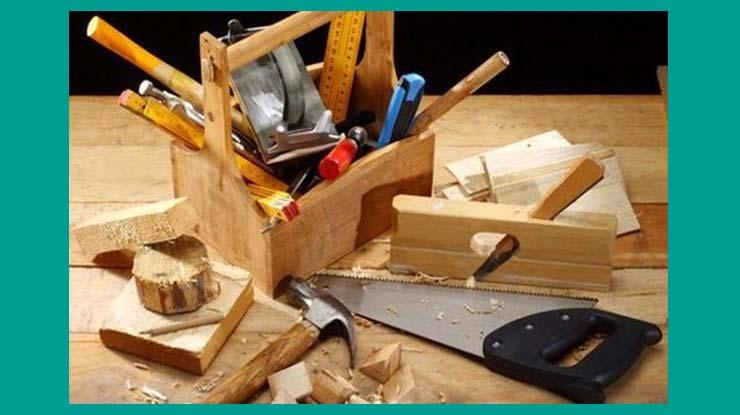 Alat dan Bahan Dalam Pembuatan Bowplank