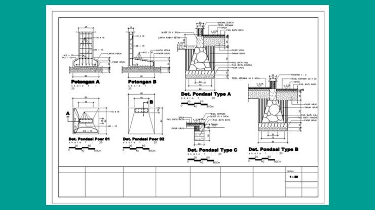 Cara Menghitung Pembuatan dan Pemasangan Bowplank