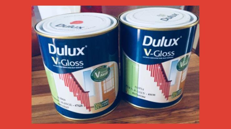 Dulux V Gloss