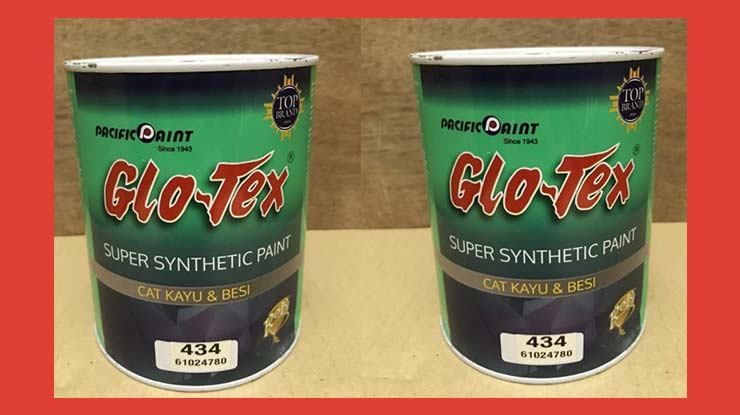 GloTex Super Synthetic Paint