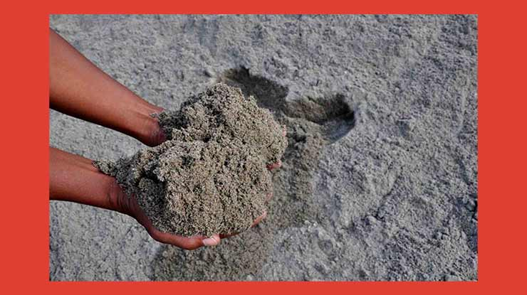 Hal yang Harus Diperhatikan Dalam Memilih Pasir