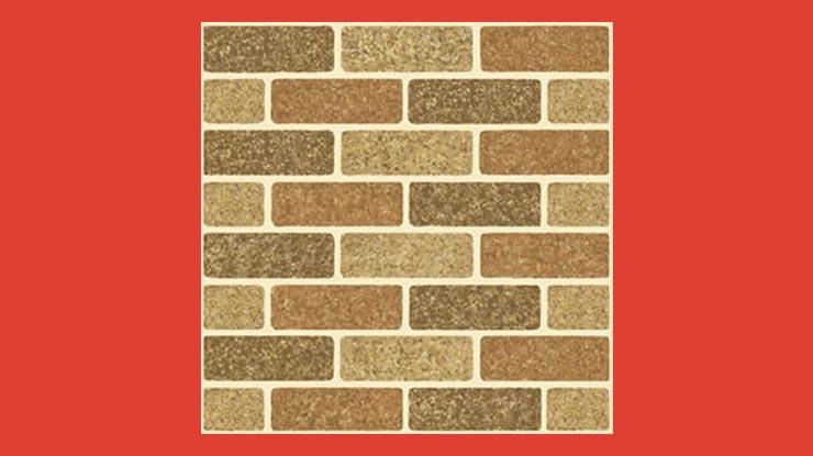 Keramik Kamar Mandi KIA Bricko Brown