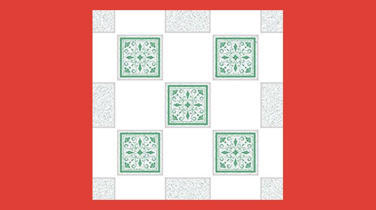 Keramik Kamar Mandi KIA Crown Green