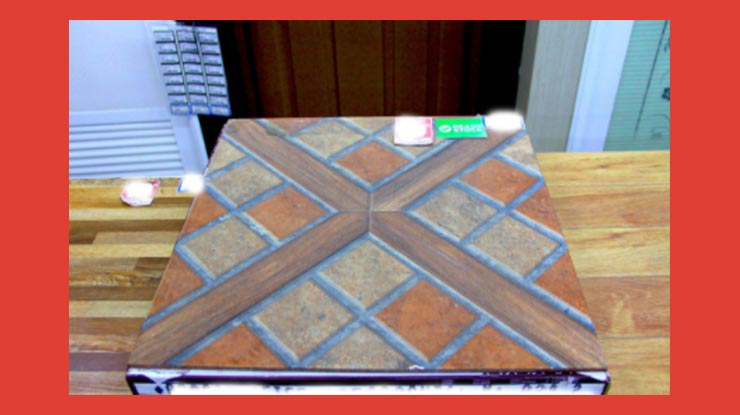 Keramik Kamar Mandi KIA Kotzia Terracotta