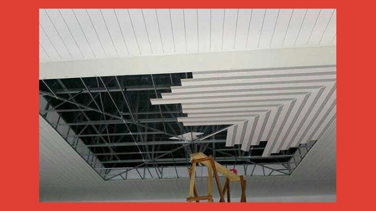 Material Pemasangan Plafon