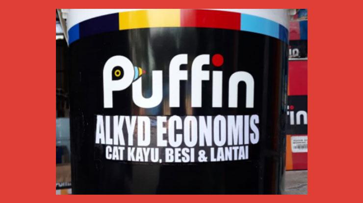 Cat Kayu Puffin Alkyd Gloss