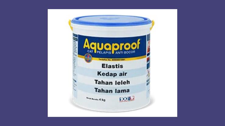 Cat Tembok Aquaproof
