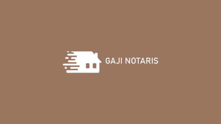Gaji Notaris
