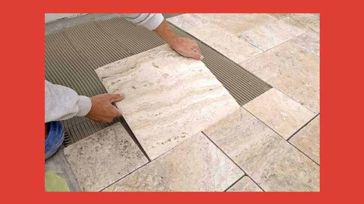 Cara Pemasangan Granit Pada Lantai