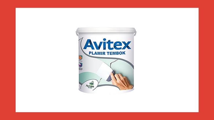Avitex Plamir Tembok