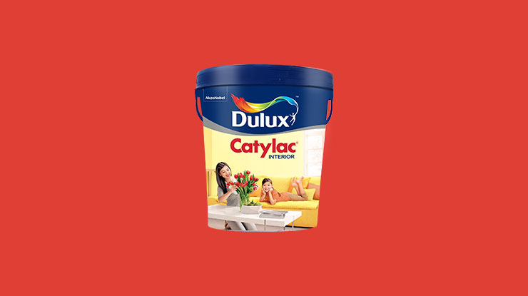 Dulux Catylac Interior