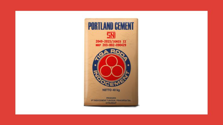 Portland Cement Jenis II