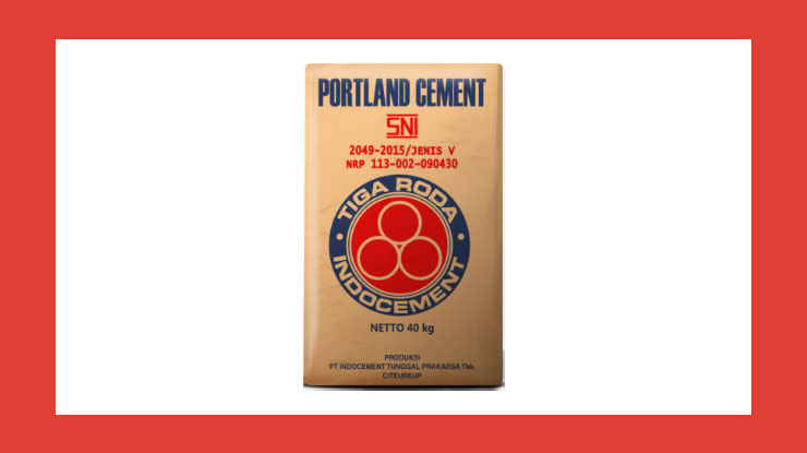 Portland Cement Jenis V