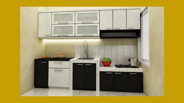 Desain Dapur Kontrakan Minimalis