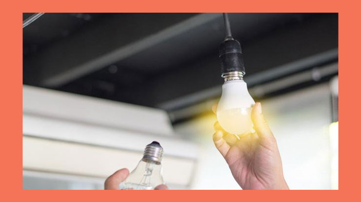Gunakan Lampu Terang