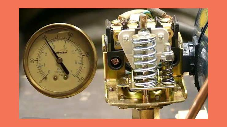 Menambah Tekanan Pressure Switch