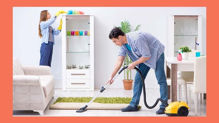 Pastikan Rumah Selalu Bersih