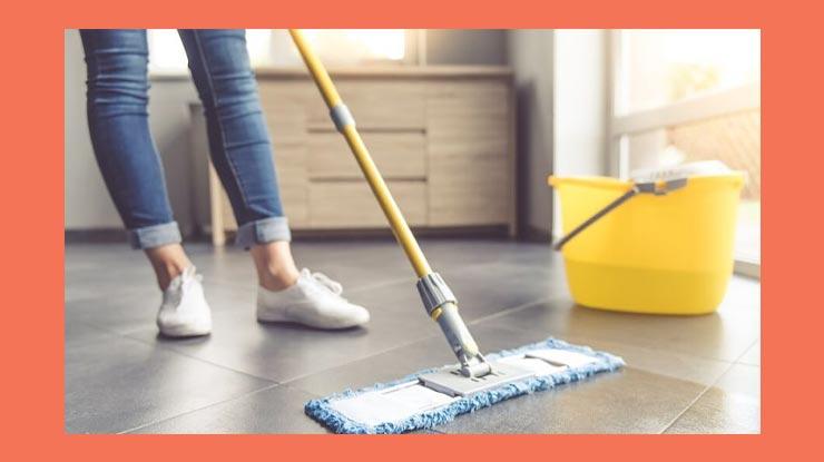 Cara Menata Rumah Kontrakan Rajin Bersih-Bersih