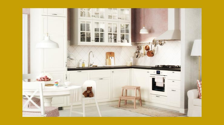 Tips Menata Dapur Kontrakan 3 Petak