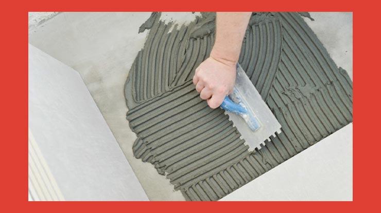 Persiapan Pasang Granit Per Meter