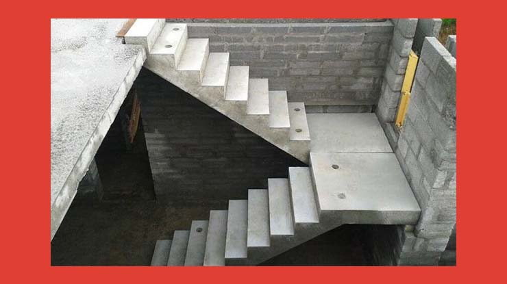 Tips Membuat Tangga Beton
