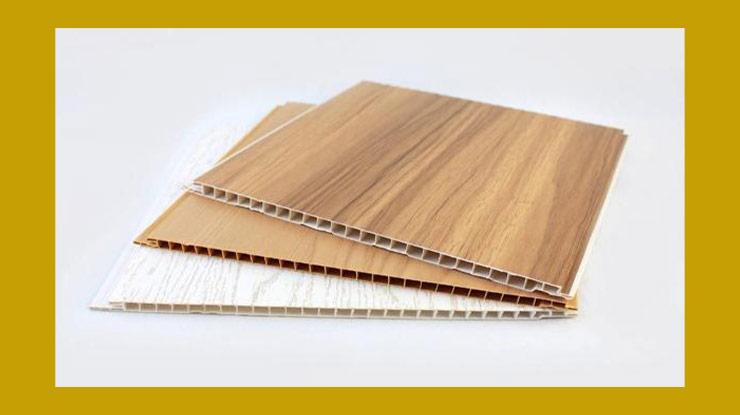 Ukuran Standar Plafon PVC