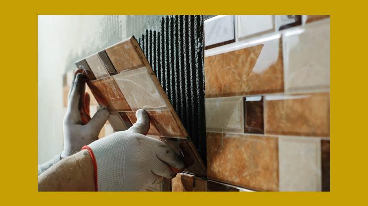 Menghitung Kebutuhan Keramik Dinding
