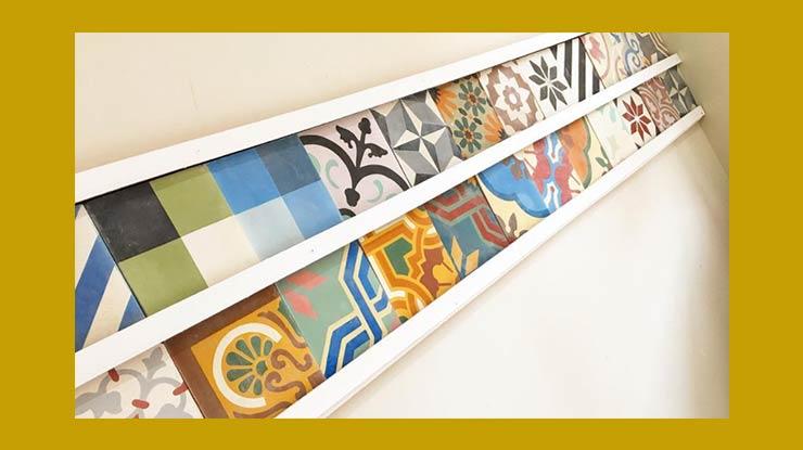 Menghitung Kebutuhan Lis Keramik Dinding