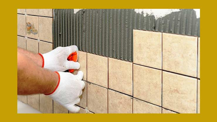 Prosedur Menghitung Keramik Dinding Kamar Mandi
