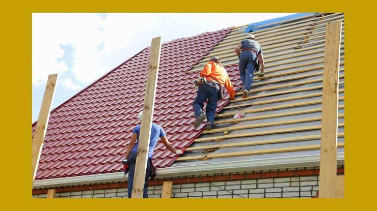 Cara Menentukan Kemiringan Atap Rumah