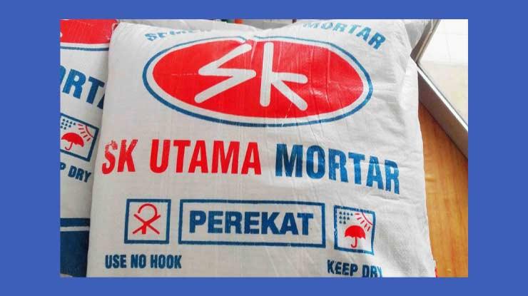 Mortar SK