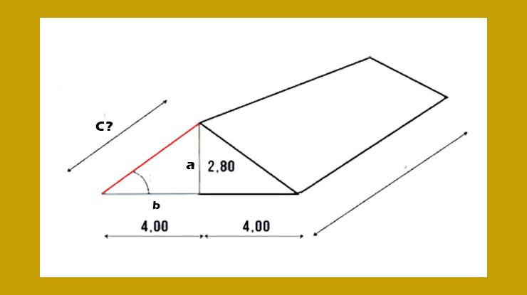 Tata Cara Menghitung Kemiringan Atap Rumah