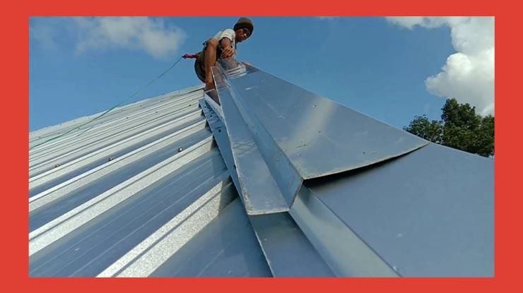 Daftar Harga Borongan Pasang Atap Spandek