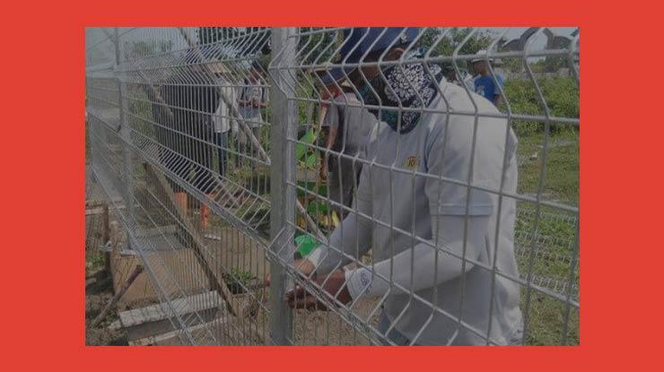 Daftar Harga Borongan Pasang Pagar BRC Per Meter