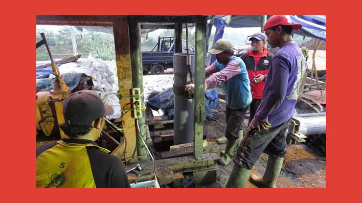 Harga Borongan Sumur Bor Per Meter
