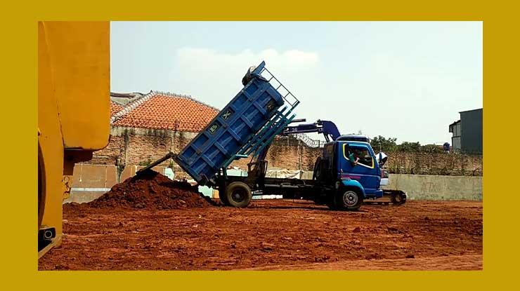 Kebutuhan Urugan Tanah