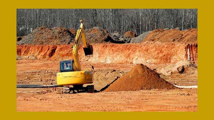 Kegunaan Tanah Urugan