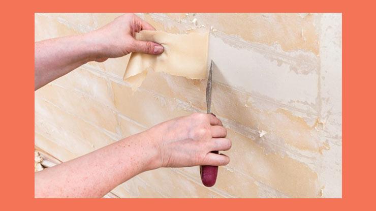 Bersihkan Permukaan Cat Dinding