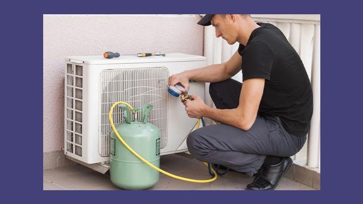 Biaya Tambah Freon AC Rumah Semua Jenis