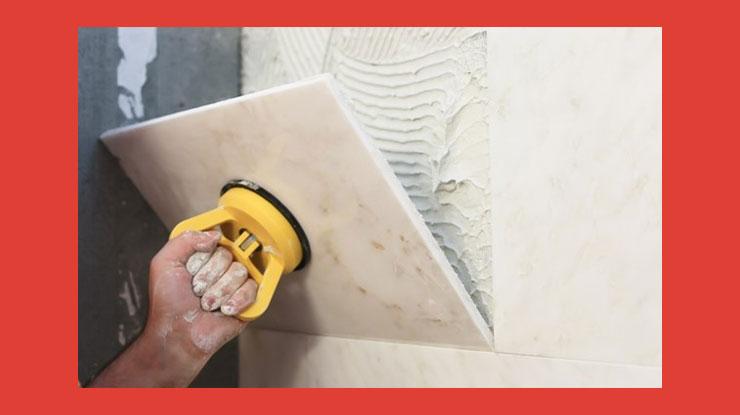 Harga Borongan Pasang Marmer Dinding Per Meter