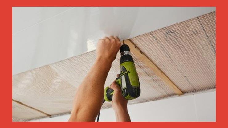 Harga Borongan Pasang Plafon PVC Per Meter