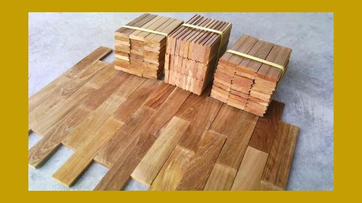 Jenis Material Lantai Kayu